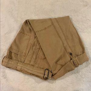 Free People Brown Pants